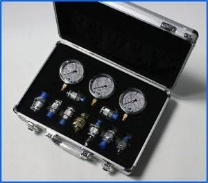 best hydraulic pressure test kit