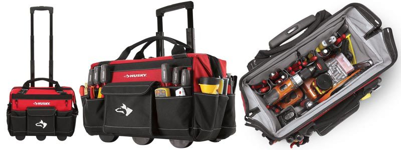 The 10 Best Electrician Tool Bags – [Reviews & Rankings]