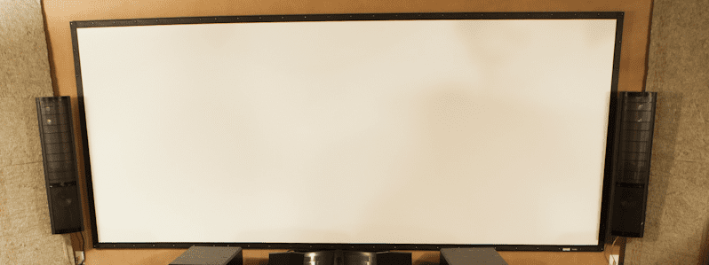 The 5 Best Motorized Projector Screens – [Reviews & Rankings]