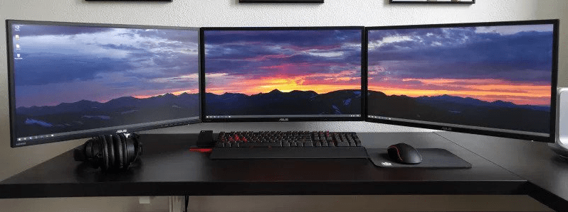 The 5 Best Triple Monitor Stands – [Top Reviews & Rankings]