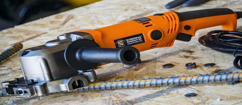 The 5 Best Electric Rebar Cutters – [Top Reviews & Rankings]