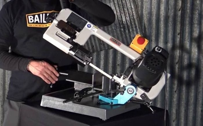 Baileigh BS-127P Band Saw Review: Is It Powerful Enough?