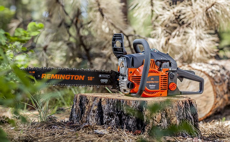 Remington 20-inch Chainsaw Review