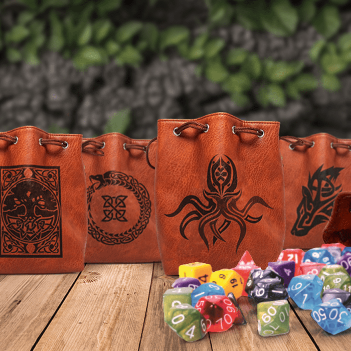 The 10 Best Dice Bags – [D&D, Leather, Fabric & More]