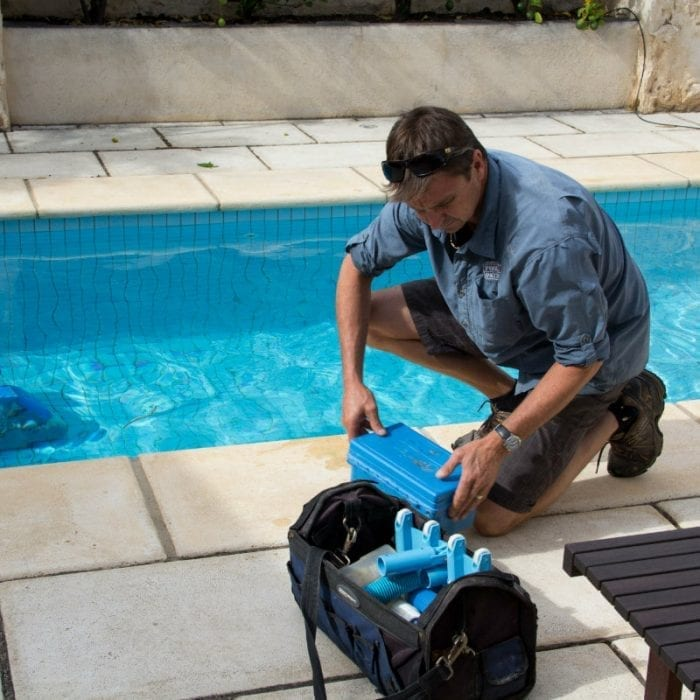 Review of Pool Sanitation Systems